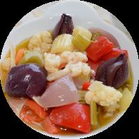 giardiniera ingredienti ristorante torretta